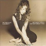 Click here for more info about 'Mariah Carey - Without You & Never Forget You'