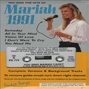 Click here for more info about 'Mariah Carey - You Sing The Hits Of Mariah 1991 - Karoake'