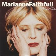 Click here for more info about 'Marianne Faithfull - Electra'