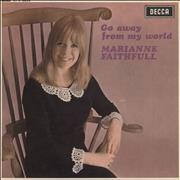 Click here for more info about 'Marianne Faithfull - Go Away From My World EP'