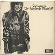 Click here for more info about 'Marianne Faithfull - Love In A Mist - Stereo'