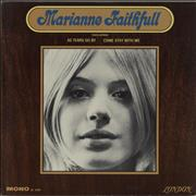Click here for more info about 'Marianne Faithfull - Marianne Faithfull - Mono'