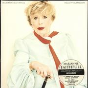 Click here for more info about 'Marianne Faithfull - Negative Capability - Sealed'