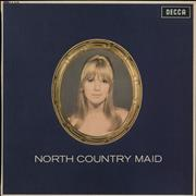 Click here for more info about 'Marianne Faithfull - North Country Maid - 1st - VG WOL'