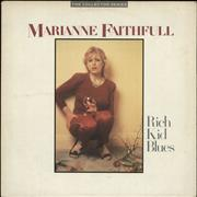 Click here for more info about 'Marianne Faithfull - Rich Kid Blues'
