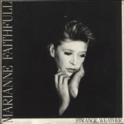 Click here for more info about 'Marianne Faithfull - Strange Weather'