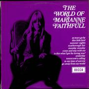 Click here for more info about 'Marianne Faithfull - The World Of Marianne Faithfull'