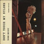 Click here for more info about 'Marie Bryant - Don't Touch My Nylons - Fab label'