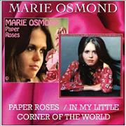 Click here for more info about 'Marie Osmond - Paper Roses / In My Little Corner Of The World'