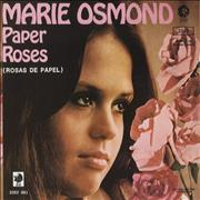 Click here for more info about 'Marie Osmond - Rosas De Papel - Paper Roses'