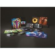 Marillion Afraid Of Sunlight - Sealed Box UK vinyl box set