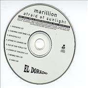 Click here for more info about 'Marillion - Afraid Of Sunlight'
