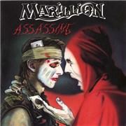 """Marillion Assassing UK 7"""" vinyl"""
