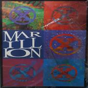 Click here for more info about 'Marillion - A Singles Collection 1982-1992 - Autographed Print'