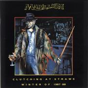 Click here for more info about 'Marillion - Clutching At Straws - Winter 1987-88'