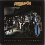 Marillion Clutching At Straws UK vinyl LP
