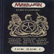 Click here for more info about 'Marillion - Euro Passport'