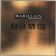 Click here for more info about 'Marillion - FEAR (F*** Everyone And Run) - Sealed'