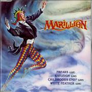 Click here for more info about 'Marillion - Freaks'