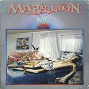 Click here for more info about 'Marillion - Fugazi Tour 84 - EX'
