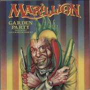 Click here for more info about 'Marillion - Garden Party'