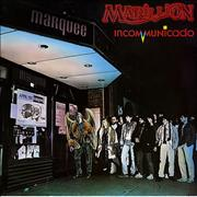 Click here for more info about 'Marillion - Incommunicado'