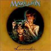 "Marillion Lavender Blue UK 12"" vinyl"