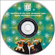 Click here for more info about 'Marillion - Marillion & The Web Christmas 1998 Happy Christmas Everybody!'