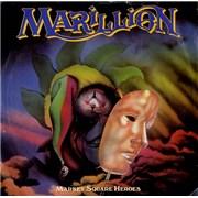 "Marillion Market Square Heroes + P/S UK 7"" vinyl"