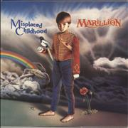 Click here for more info about 'Marillion - Misplaced Childhood + Merchandise Form'