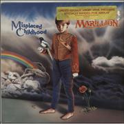 Click here for more info about 'Marillion - Misplaced Childhood - Virgin Vinyl Banded For Airplay'