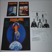 Click here for more info about 'Marillion - Misplaced Childhood '85 + Attached Postcards/Flyer'