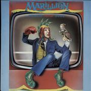 Click here for more info about 'Marillion - Punch & Judy + Sleeve'