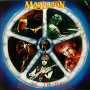 Marillion Real To Reel UK vinyl LP