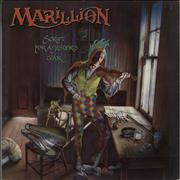 Click here for more info about 'Marillion - Script For A Jester's Tear - Cream label'