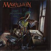 Click here for more info about 'Marillion - Script For A Jester's Tear - Cream label - EX'