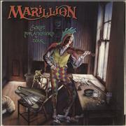 Marillion Script For A Jester's Tear UK vinyl LP