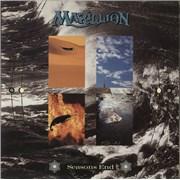 Marillion Seasons End - EX UK vinyl LP