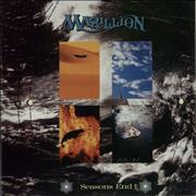 Click here for more info about 'Marillion - Seasons End - Sealed'