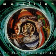 Marillion The Best Of Both Worlds 1982-1988 UK picture disc LP