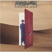 "Marillion Uninvited Guest UK 7"" vinyl"