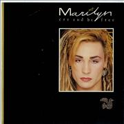 Click here for more info about 'Marilyn - Cry And Be Free'