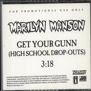 Click here for more info about 'Marilyn Manson - Get You Gunn (High School Drop Outs)'