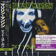 Click here for more info about 'Marilyn Manson - Get Your Gun'