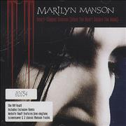 Click here for more info about 'Marilyn Manson - Heart Shaped Glasses [When The Heart Guides The Hand]'