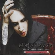 Click here for more info about 'Marilyn Manson - Heart-Shaped-Glasses'