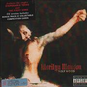 Click here for more info about 'Marilyn Manson - Holywood'