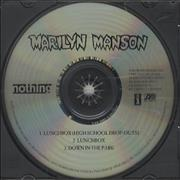 Click here for more info about 'Marilyn Manson - Lunchbox'