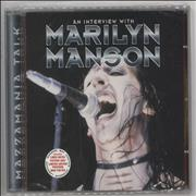 Click here for more info about 'Marilyn Manson - Mazzamania Talk'