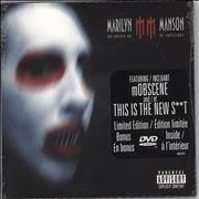 Click here for more info about 'Marilyn Manson - The Golden Age Of Grotesque - Sealed'